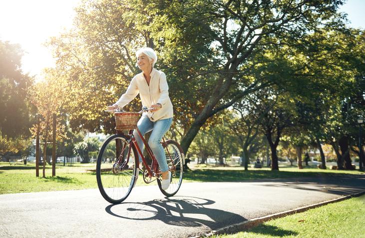exercise for getting older center for modern aging Evans ga